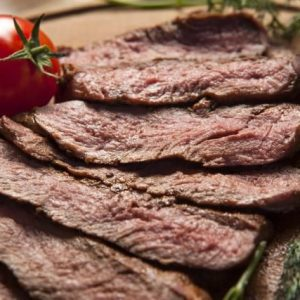 Hipwell Ranch Top Round Steak