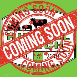 Coming soon product banner
