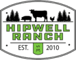 Hipwell Ranch all natural beef sales in Boise Idaho logo